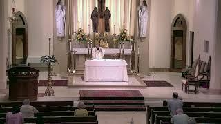 5.6.21 Daily Mass at St. Joseph's