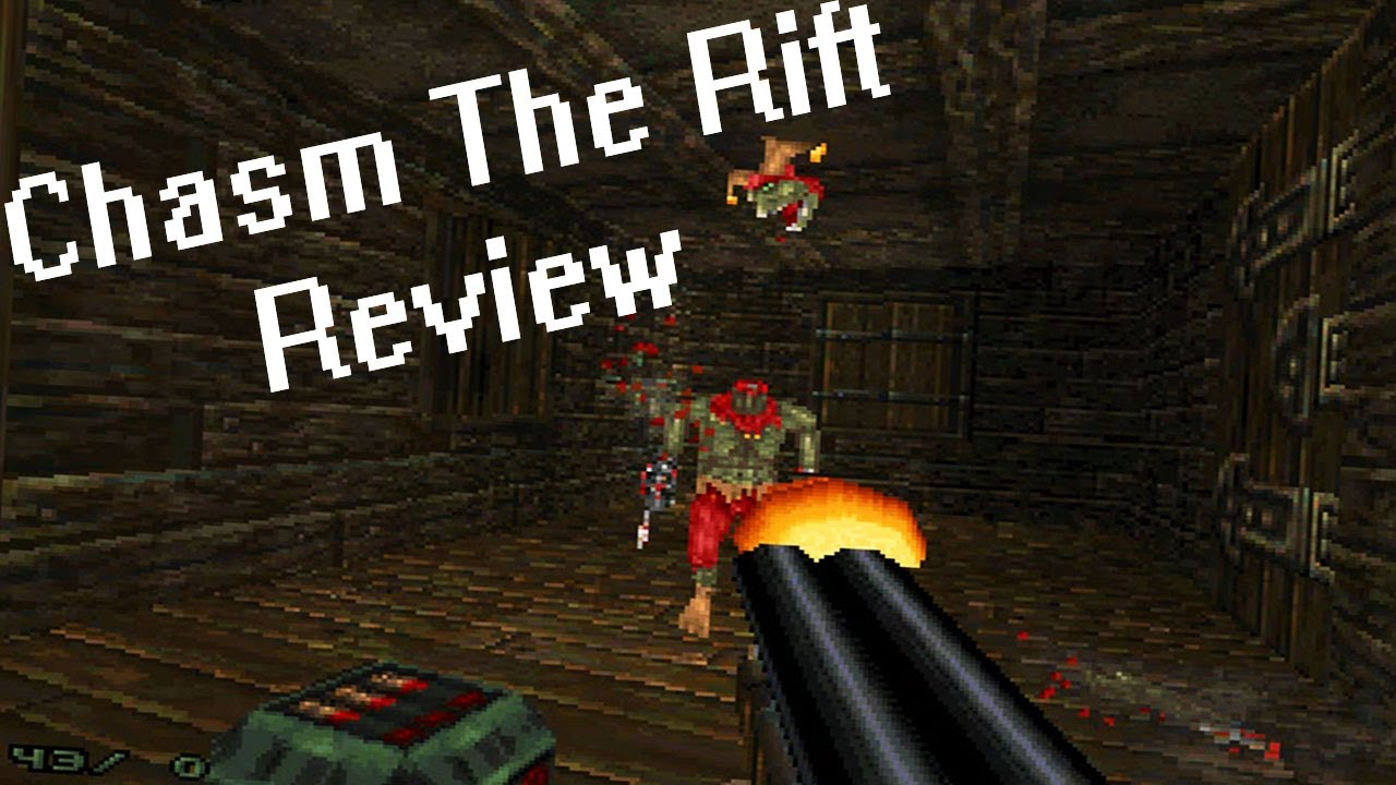 The rift review