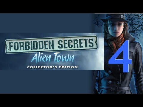 Let's Play ♦ Forbidden Secrets: Alien Town CE [04] w/YourGibs - Chapter 2: Nightingale 2/2