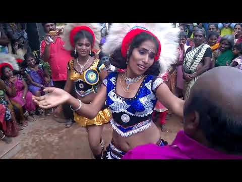 பிரபல நடிகருடன் குத்தாட்டம் போடும் கரகாட்டக்க கலைஞர்கள்-Tamil Karakattam thumbnail