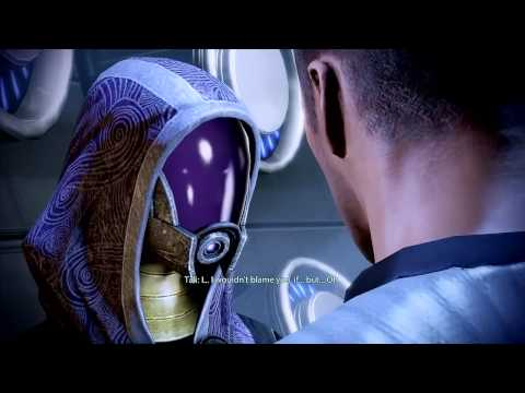 Mass Effect 2 - Tali Romance, rule 34