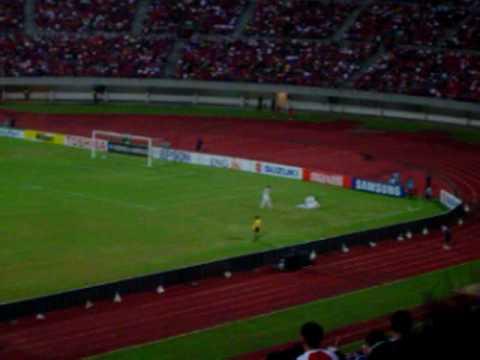 Singapore 0-1 Vietnam [Semi-Finale Asean Cup Back]