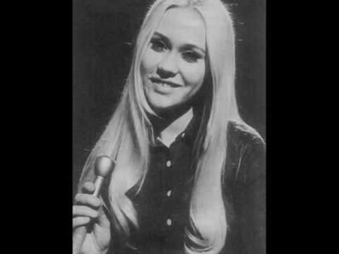 AGNETHA ABBA - LOVE ME WITH ALL YOUR HEART