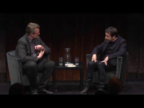 Grundeinkommen: «Freies Geld für alle?» Philipp Blom im Gespräch mit Daniel Häni, Burgtheater Wien