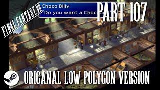 FF7 Longplay – Part 107: Chocobo Billys Tips