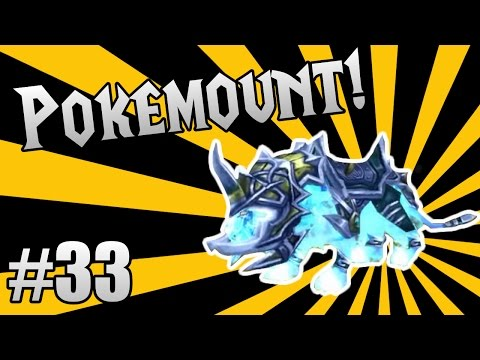 Order & Chaos Online - Pokemount! #33 - Guardian Of The Dawn!