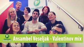ANSAMBEL VESELJAK - Valentinovo mix
