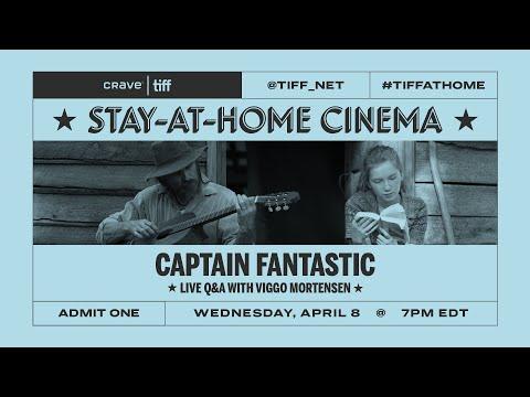 Q&A With Viggo Mortensen   TIFF Stay-at-Home Cinema   TIFF 2020