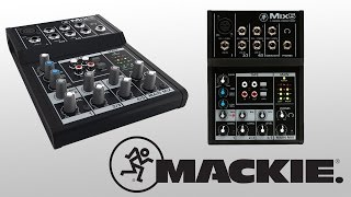 Mackie Mix5 Unboxing and First Look