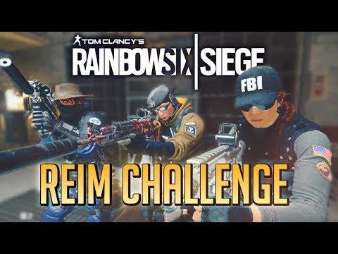 DIE REIM CHALLENGE - Rainbow Six Siege [DE]