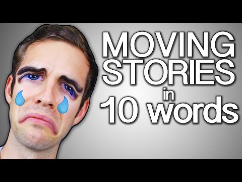 MOVING STORIES in 10 words (YIAY #140)