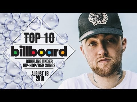 Top 10 • US Bubbling Under HipHopR&B Songs • August 18, 2018  BillboardCharts