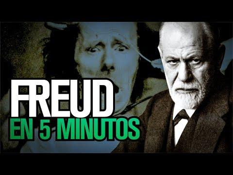Sigmund Freud: El psicoanálisis, la represión, el ID y el SUPEREGO