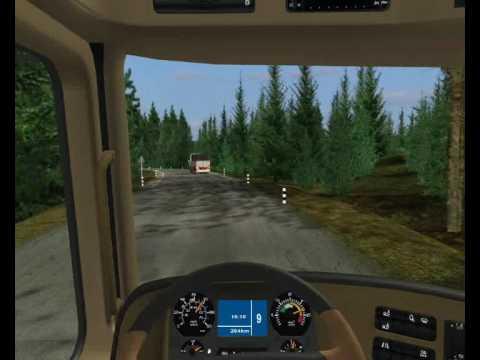 Euro Truck Simulator mod   IVECO STRALIS V8 |