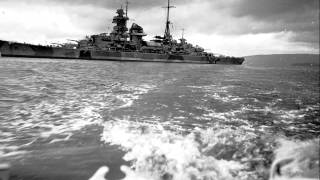 Kreuzer Admiral Hipper - Unser Marine Marsch
