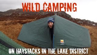 Wild Camping - Haystacks - Lake District