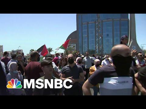 Richard Engel: Israelis, Palestinians Want 'More Than' A Ceasefire