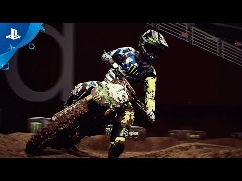 Monster Energy Supercross - Championship Trailer | PS4