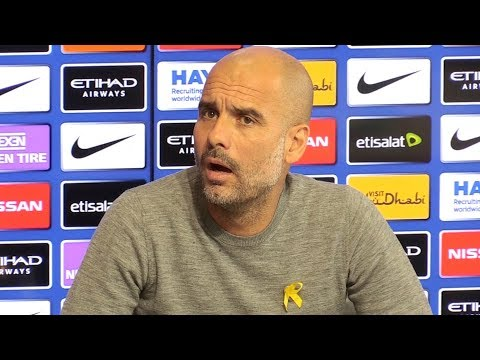 Pep Guardiola Full Pre-Match Press Conference - Manchester City v Manchester United - Premier League