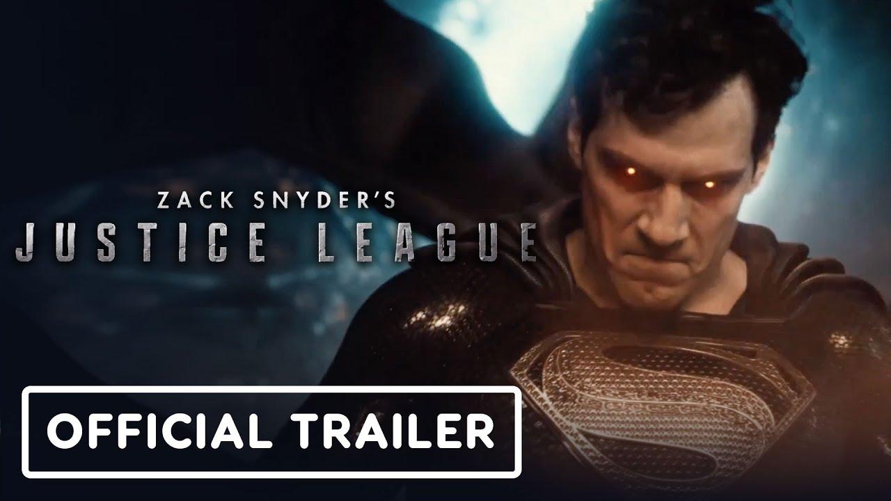 Download Zack Snyder's Justice League - Official Trailer (2021) Henry Cavill, Ben Affleck, Gal Gadot