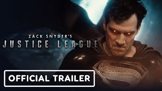 Zack Snyder's Justice League - Official Trailer (2021) Henry Cavill, Ben Affleck, Gal Gadot