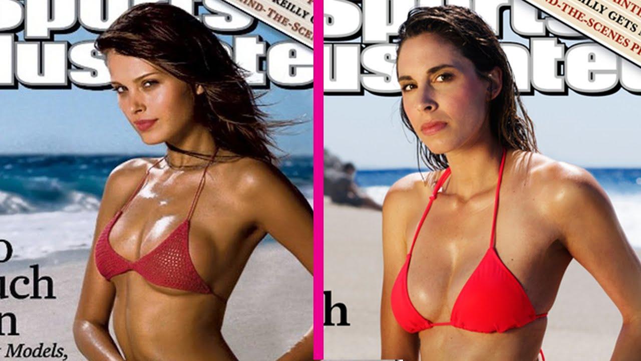 Real women bikini