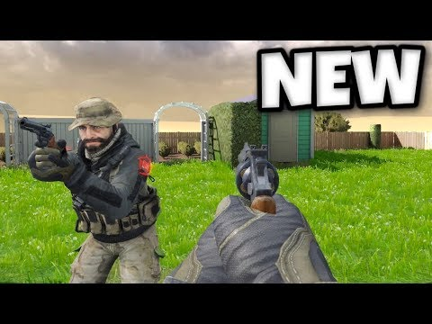 """NEW MODE """"ONE SHOT, ONE KILL"""" in Call of Duty Mobile"""