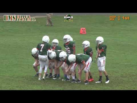 Hopkinton Middle School Football vs. Martha's Vineyard