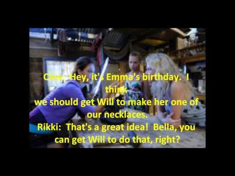 H2o just add water season 4 episode 3 fanmade birthday for H2o just add water season 4 episode 1