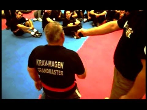 KRAV MAGA Vs FIREARMS ( Training )