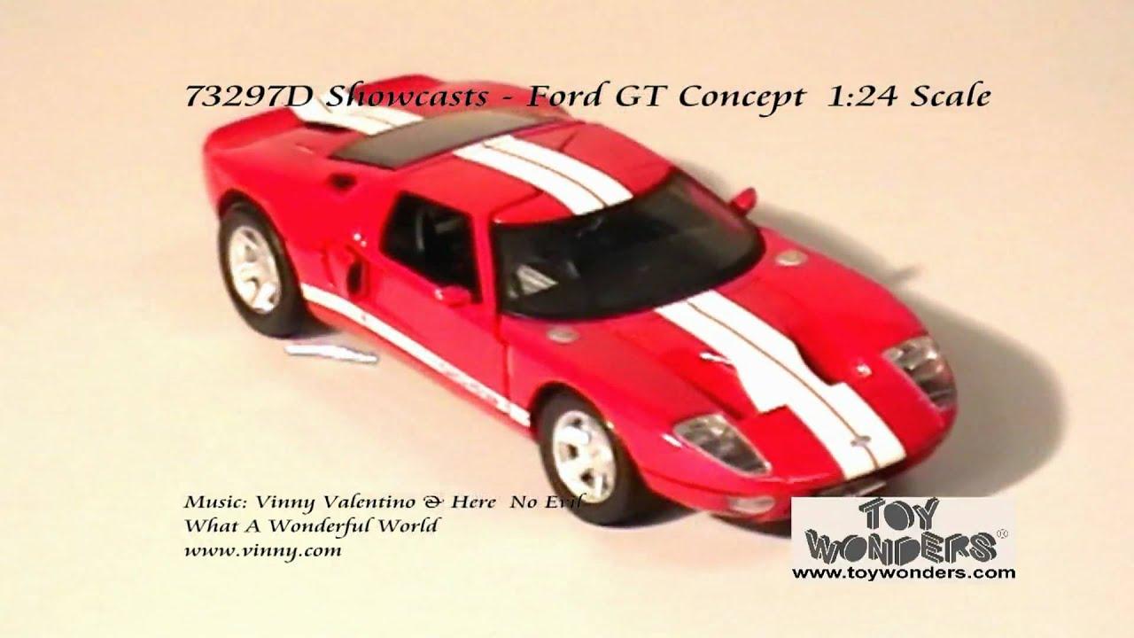 D Showcasts Ford Gt Concept  Cast Wholesale Mpg