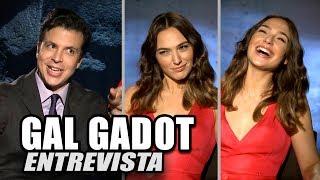 Mi Confesión a GAL GADOT Wonder Woman / Mujer Maravilla - Entrevista BvS