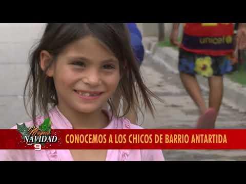 Mágica Navidad en el 9: el trabajo de Suma de Voluntades en el Barrio Antártida