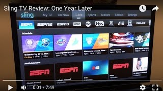 Sling TV Review: One Year Later
