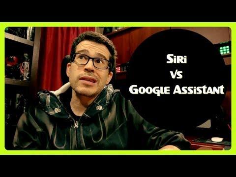 Siri vs Google Assistant: No Contest!