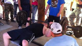 CDOC 17th Annual Pentathlon - Bench Press Competition