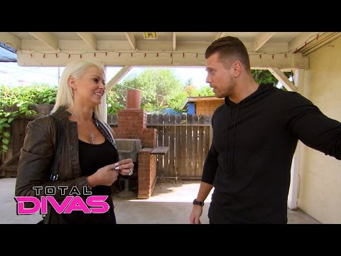 Maryse brings The Miz to check out a home for sale: Total Divas Preview Clip, Nov. 30, 2016