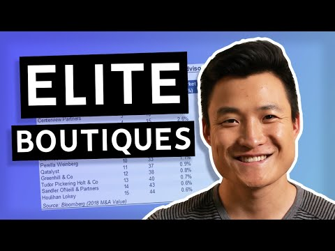 Elite Boutique Investment Banks (Pros and Cons)