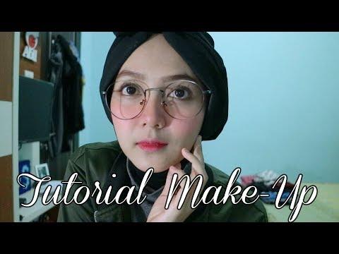 Tutorial Make Up Natural Sehari hari | Abilhaq R. Karil