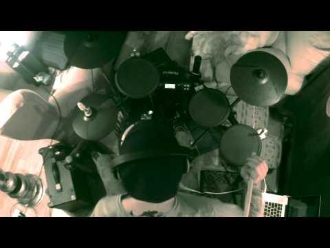 Sia - Chandelier (Plastic Plates Remix - MandiLón e-drum Cover).mp3