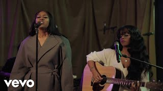 Jazmine Sullivan - Girl Like Me (Live From the Tiny Desk Home Concert) ft. H.E.R.