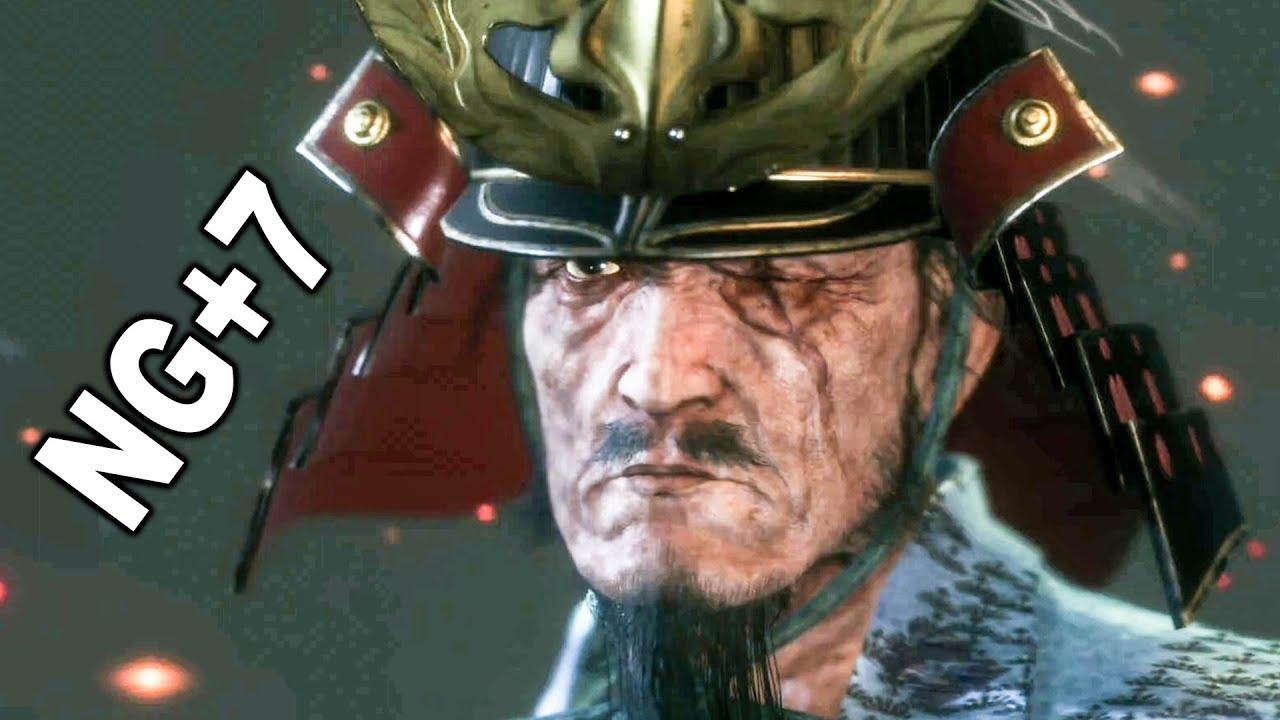 Download Sekiro - Isshin, the Sword Saint NG+7 / No Kuro Charm / Bell Demon / No Damage