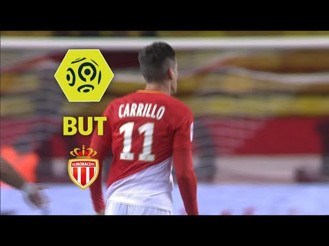 But Guido CARRILLO (85') / AS Monaco - ESTAC Troyes (3-2)  / 2017-18