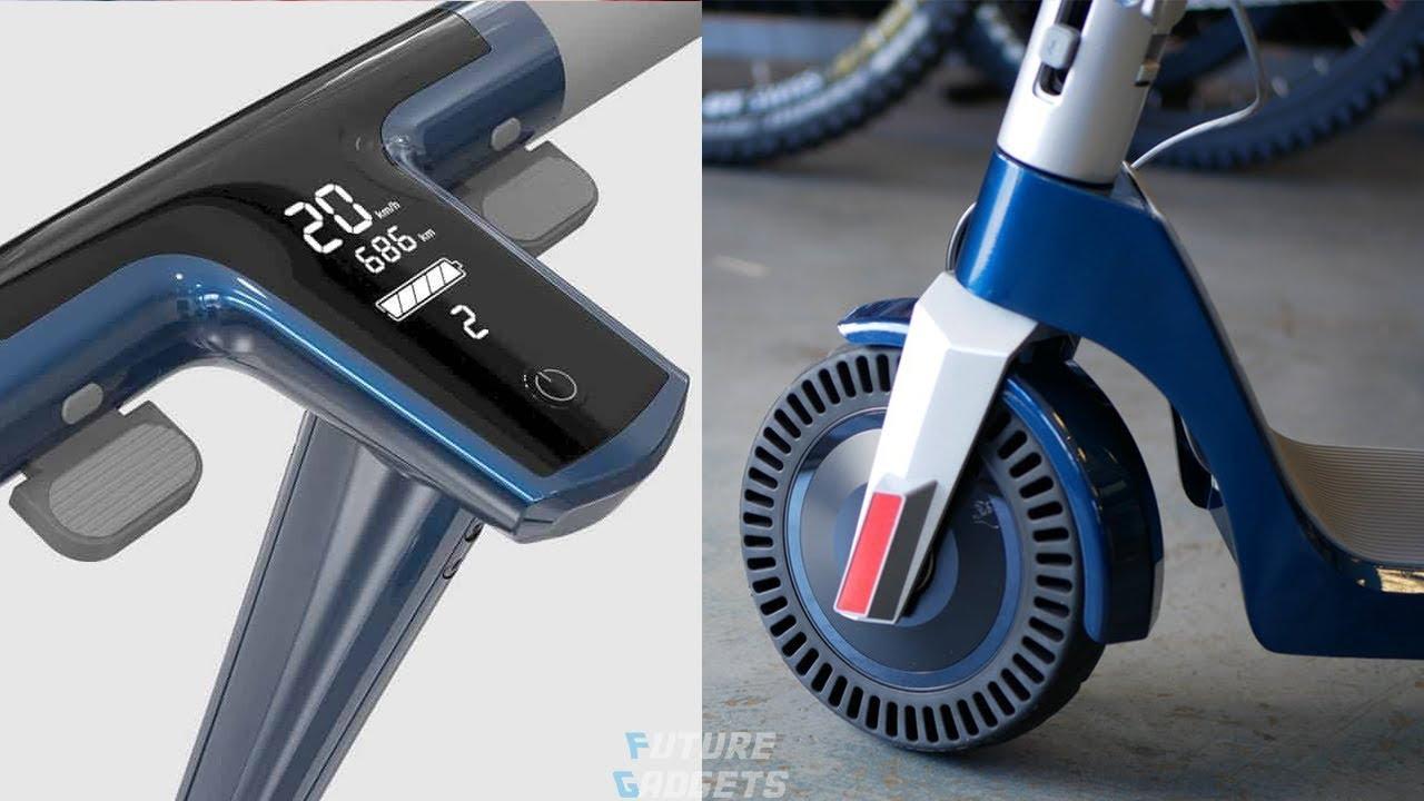 Unagi: The Ultimate Electric Scooter