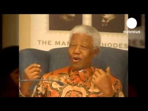 RIP Nelson Mandela: Global Icon for Peace