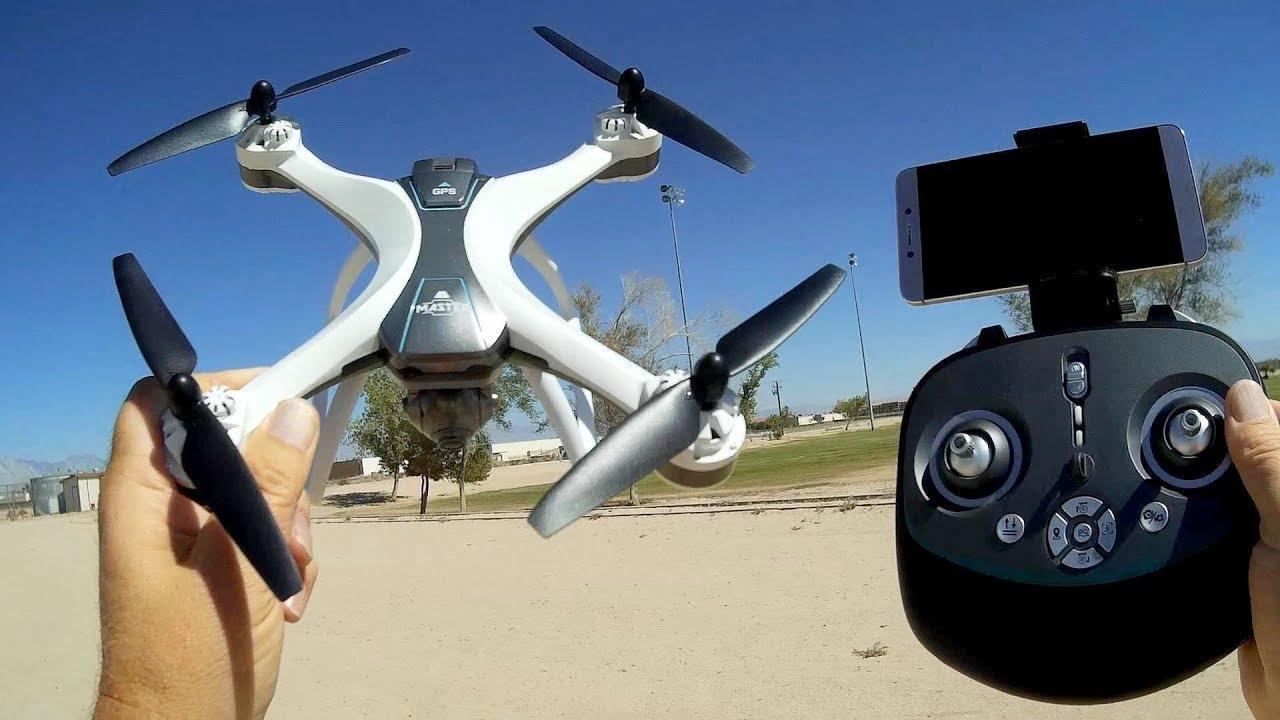 quel drone pour gopro