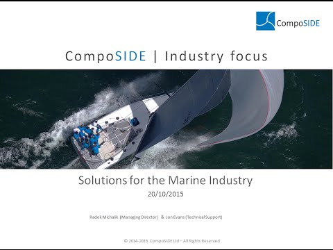 CompoSIDE Industry Focus  - Solutions for the Marine Industry