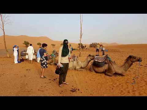 Merzouga 3 Days2 Nights From Marrakech | Morocco Desert Tour