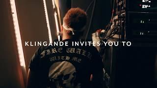 KLINGANDE - INTIMATE TOUR ANNOUNCEMENT