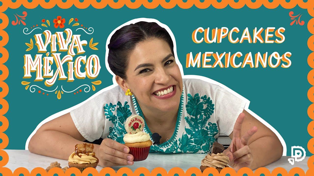 CUPCAKES SABORES DE MÉXICO | Tips Pasteleros